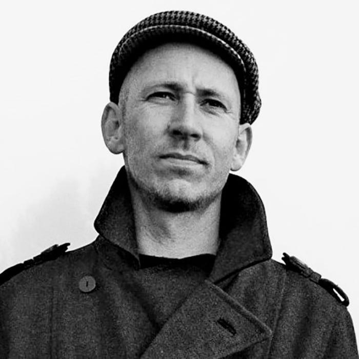 Erik McKenzie, lærer på Solbakken folkehøgskole