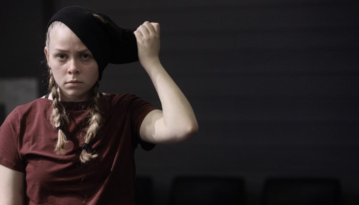 Teater 2. klasse på Solbakken folkehøgskole