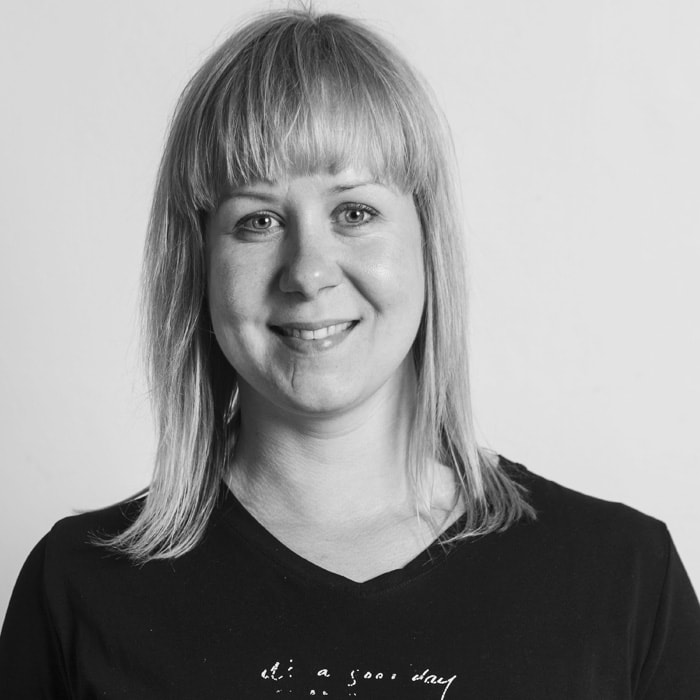 Dagmara Stankiewicz, kjøkken og renhold på Solbakken Folkehøgskole