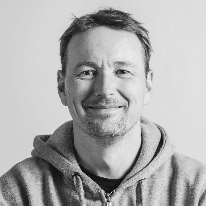 Espen Overn, vaktmester på Solbakken Folkehøgskole